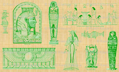 Egyptian Green-028