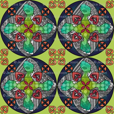 Gothic Pasifika: Victoria Green