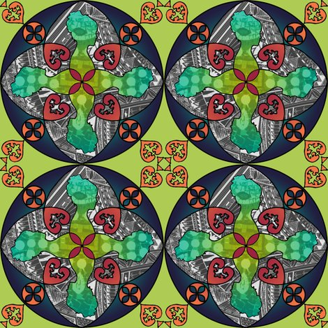 Rrspoonflower_medieval_cameo_heads_8x8inchcolourway_1_lighter_flattened_shop_preview