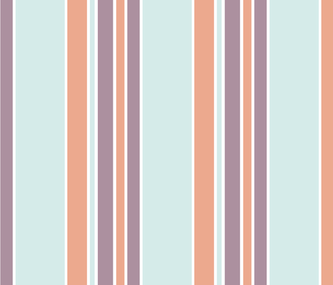 stripes fabric by stefanie_vh on Spoonflower - custom fabric