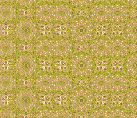 catus_pattern fabric by robbrez on Spoonflower - custom fabric