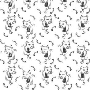 Kitty Fishbones