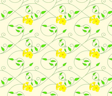 Rvll_yellow_flowered_vine_2_shop_preview