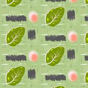 Green Leaf Bark