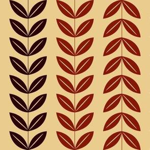 Harvest Collection - ModLeaves 4 Red - Light