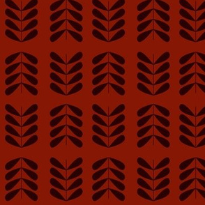 Harvest Collection - ModLeaves 1 Red