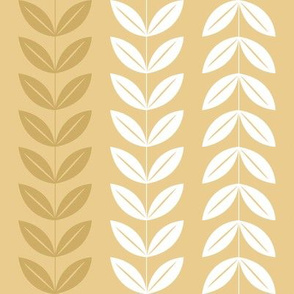 Harvest Collection - ModLeaves 4 Cream