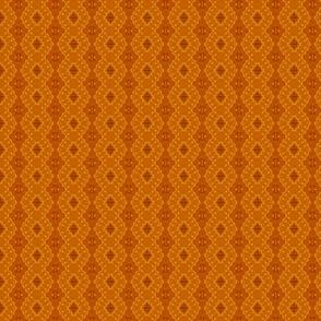 The Bumpy Pumpkin - Orange Lace