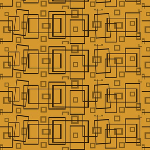 Tangerine Geo-Mod