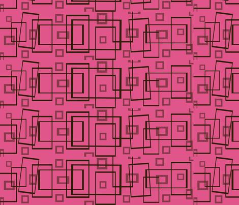 Pink Geo-Mod