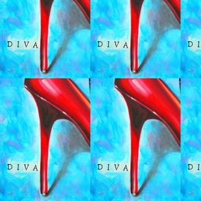 By Her Shoes Shall Ye Know Her-Diva