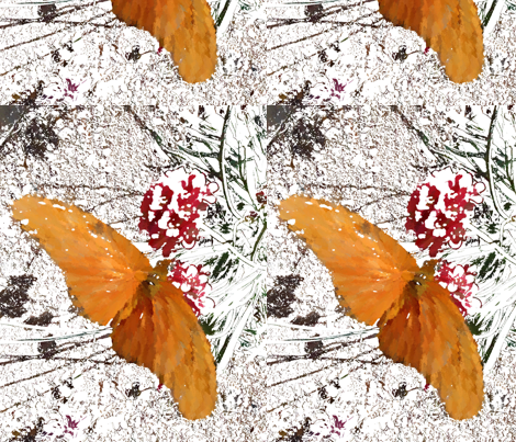 butterfly2 fabric by simplydolling on Spoonflower - custom fabric