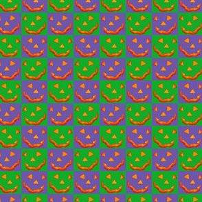 Jack-o'-lantern faces