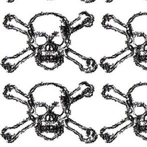 skull words