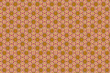 Ginette Honey Sun Pattern