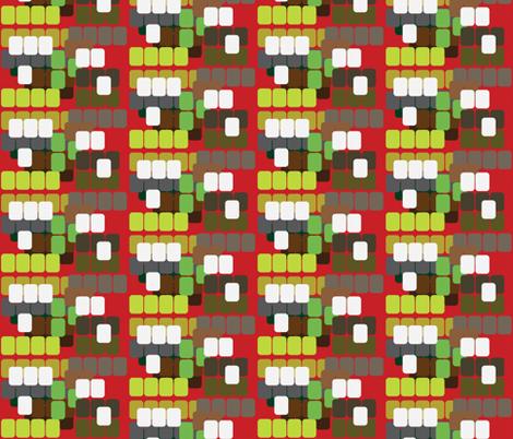 DiscoAlt Prime fabric by dolphinandcondor on Spoonflower - custom fabric