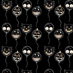 SpookyBalloons