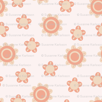 baby pink pattern