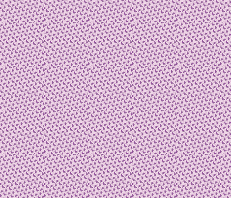 Flower-feet-Lilac fabric by andsewon on Spoonflower - custom fabric
