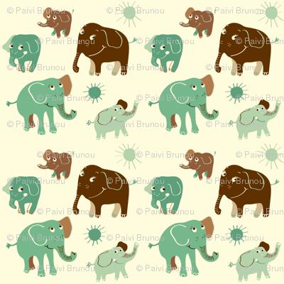 Elephant turkos