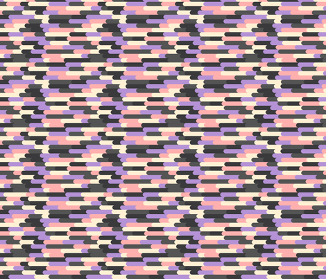 Rayure (Rotate) fabric by leighr on Spoonflower - custom fabric