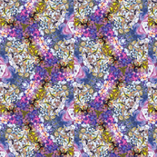 Lavender Magic Pattern By Ginette (Mirror or Half-Drop Repeat)