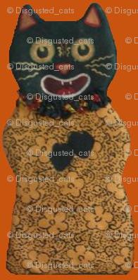 Wee Halloween Cat