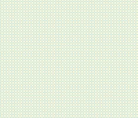 Gingham_Invaded-BabyBlue fabric by voodoorabbit on Spoonflower - custom fabric