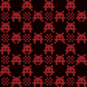 Gingham_Invaded-BlackRed