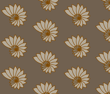 nautilus_grey fabric by holli_zollinger on Spoonflower - custom fabric