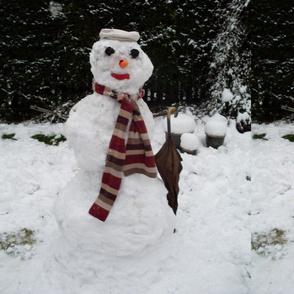 yorkshire snowman