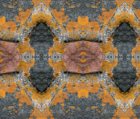 Lichen fabric by studiotart on Spoonflower - custom fabric