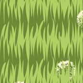Grassy