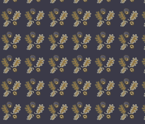 Autumn fabric by disgusted_cats on Spoonflower - custom fabric