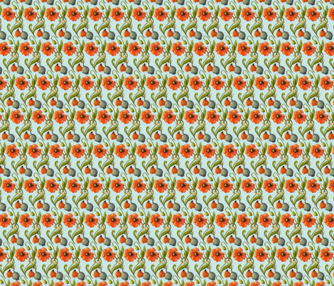 Horticulture II fabric by latewerks on Spoonflower - custom fabric