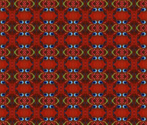 BLUE NOTE by SUE DUDA fabric by suedudadesigns on Spoonflower - custom fabric