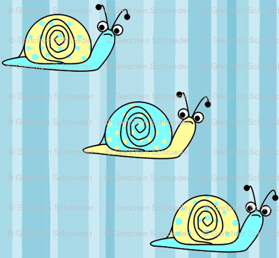 Snails and Stripes