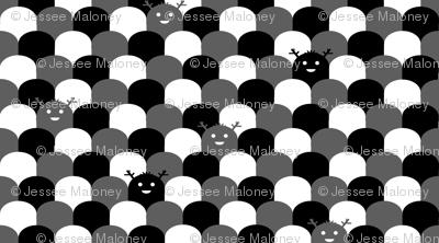 Monster Scallop - Black