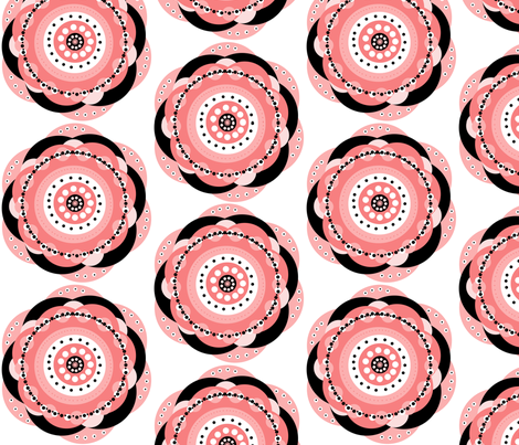 Lola 1 fabric by designsbychelsee on Spoonflower - custom fabric