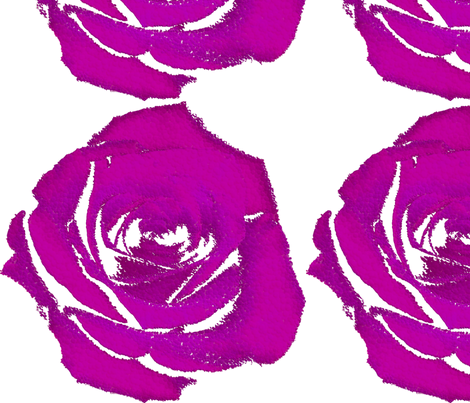 rose2 fabric by simplydolling on Spoonflower - custom fabric