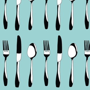 Utensils Repeat
