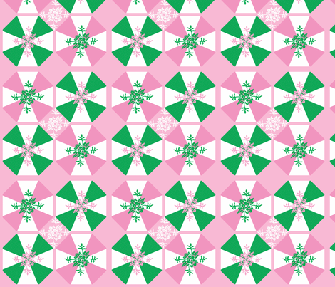 2x2_kaleidiscope__flowers_Picnik_collage-ch-ch-ch-ch-ch-ch-ch-ch fabric by khowardquilts on Spoonflower - custom fabric