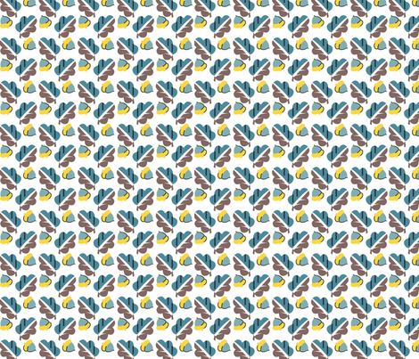 folk_17a-ed fabric by kimspoonflower on Spoonflower - custom fabric