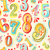 Candy Coated Numbers