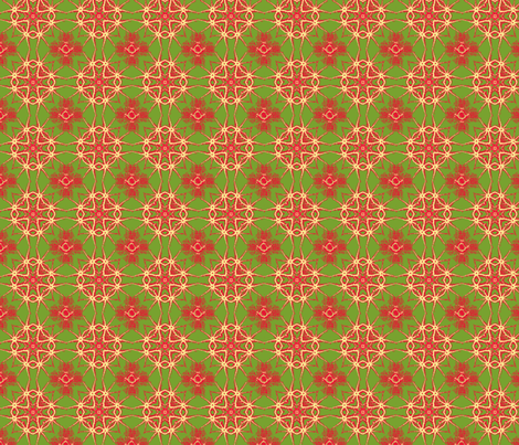 doodle_red_border_6b_pa_pinwheel_nas_leaves_45_Picnik_collage_preview_preview-ch-ch fabric by khowardquilts on Spoonflower - custom fabric