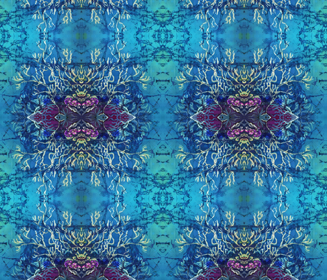 GORGONIAN by SUE DUDA fabric by suedudadesigns on Spoonflower - custom fabric
