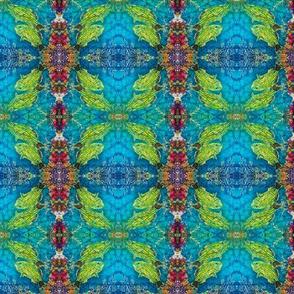 BLUE STRIPE GRUNTS by SUE DUDA