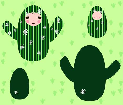 Baby Saguaros