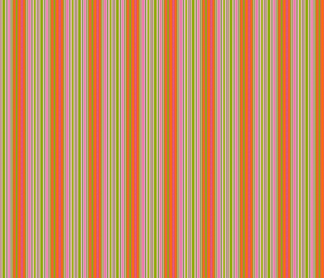 pink1 ripple_stripe_sat_image-ch fabric by khowardquilts on Spoonflower - custom fabric