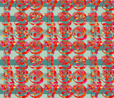 DigiTartan fabric by b_mac_b on Spoonflower - custom fabric